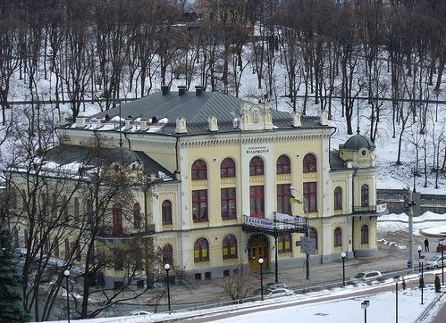 Колонный зал им. Н. Лысенко