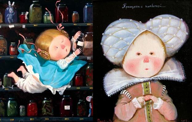 Галерея Евгении Гапчинской