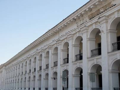 Гостиный двор на Контрактовой площади