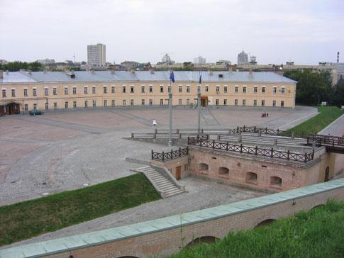 Госпитальное укрепление Косой капонир