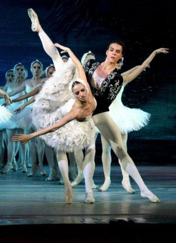 Балет. Национальный театр оперы и балета Украины