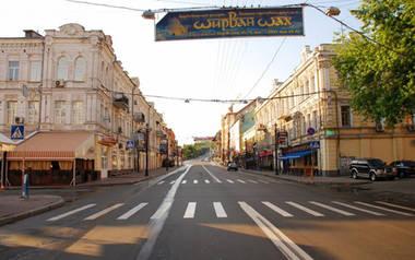 Подол, улица Сагайдачного