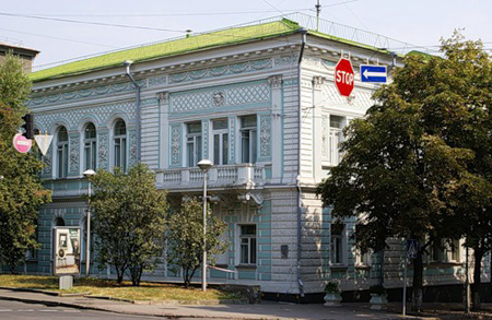 Киевский музей Тараса Григорьевича Шевченка