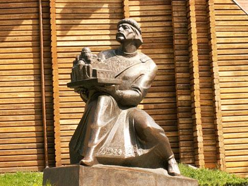 Памятник Ярослава мудрого