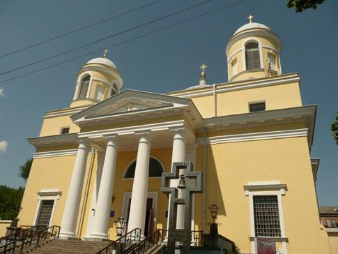 Костёл Святого Александра